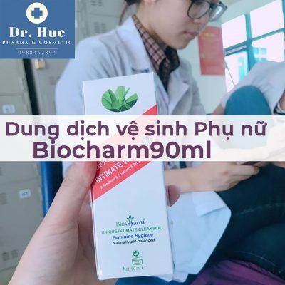 Dung dịch vệ sinh Phụ nữ Biocharm