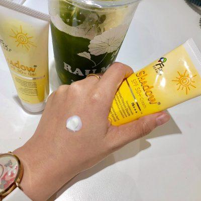 Kem chống nắng toàn thân Fixderma Shadow SPF 50+ Cream
