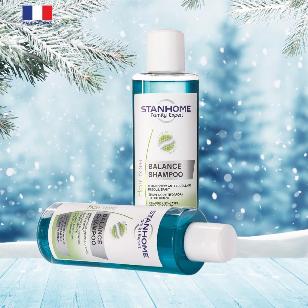 Dầu gội loại bỏ gầu STANHOME balance shampoo 200ml