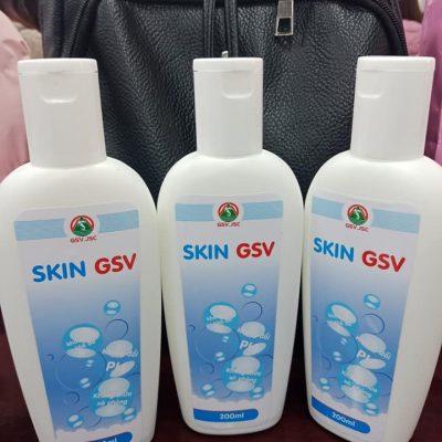 Sữa rửa mặt skin GSV 200ml (3)