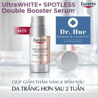 Tinh chất giảm thâm nám và dưỡng trắng da Eucerin UltraWHITE Spotless Double Booster Serum (3)