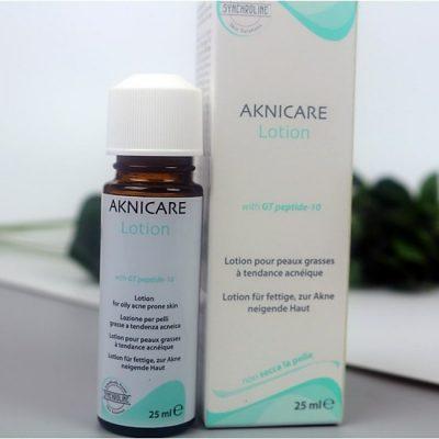 Lotion trị mụn Aknicare Treatment Lotion 25ml