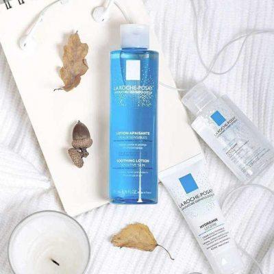Nước Cân Bằng La Roche-Posay Soothing Lotion Sensitive Skin Cho Da Nhạy Cảm 200ml