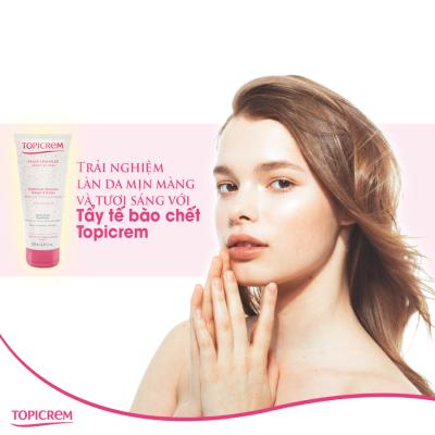 Gel tẩy tế bào chết mặt và toàn thân - Gentle Scrub Face & Body 200ml