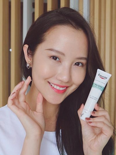 Tinh Chất Trị Mụn Eucerin Pro ACNE Solution AI Clearing Treatment (40 ml)
