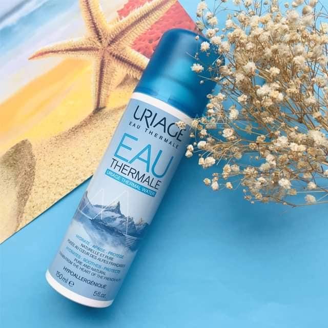 Nước Xịt khoáng chăm sóc da Uriage Eau Thermal Water 150ml
