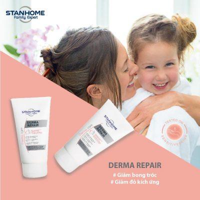 Kem dưỡng phục hồi cho da khô và da nhạy cảm DERMA REPAIR 100ml