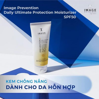 Kem Chống Nắng Cho Da Hỗn Hợp Image Prevention Daily Ultimate Protection Moisturizer SPF50-1