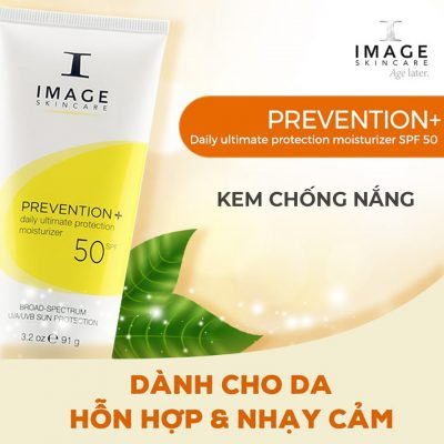 Kem Chống Nắng Cho Da Hỗn Hợp Image Skincare Prevention Daily Ultimate Protection Moisturizer SPF50-3
