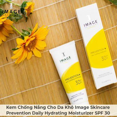 Kem Chống Nắng Cho Da Khô Image Skincare Prevention Daily Hydrating Moisturizer SPF 30-6