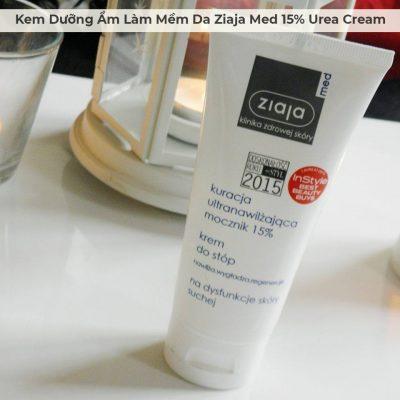 Kem Dưỡng Ẩm Làm Mềm Da Ziaja Med 15% Urea Cream 100ml-7