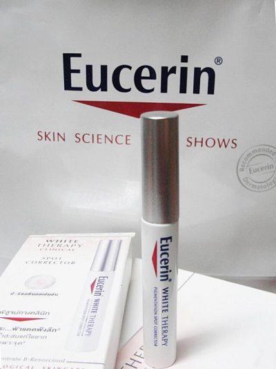 Kem Hỗ Trợ Làm Mờ Các Vết Thâm Nám Tàn Nhang Eucerin White Therapy Spot Corrector 5ml