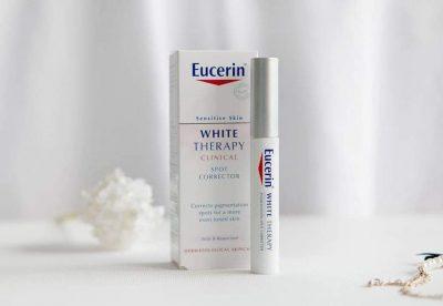 Kem Làm Giảm Thâm Nám Tàn Nhang Eucerin White Therapy Spot Corrector 5ml