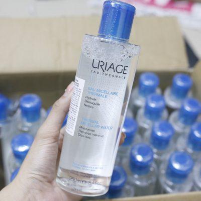 Nước Tẩy Trang Uriage Thermal Micellar Water Moisturizes Dành Cho Da Thường Và Da Khô 250ml