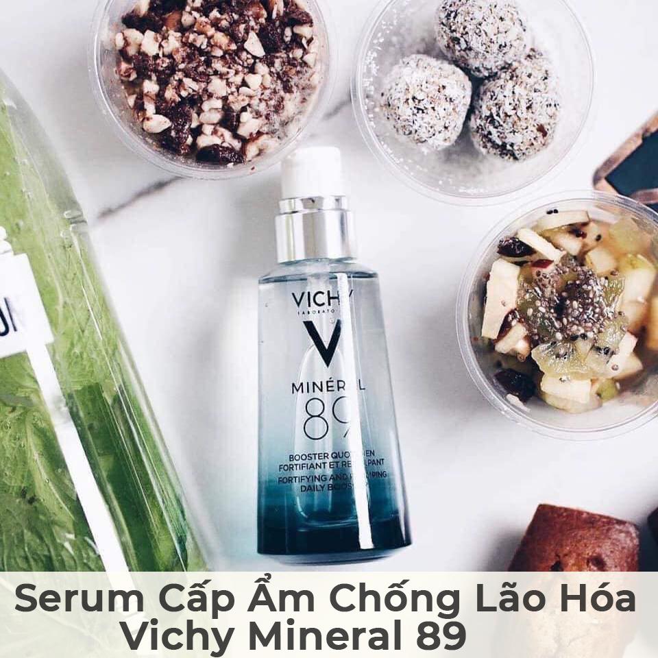 Serum Cấp Ẩm Chống Lão Hóa Vichy Mineral 89 Skin Fortifying Daily Booter-3