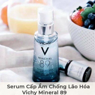 Serum Cấp Ẩm Chống Lão Hóa Vichy Mineral 89 Skin Fortifying Daily Booter-5