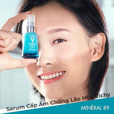 Serum Cấp Ẩm Chống Lão Hóa Vichy Mineral 89 Skin Fortifying Daily Booter-6