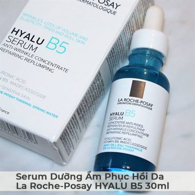 Serum Dưỡng Ẩm Phục Hồi Da La Roche-Posay HYALU B5 30ml-11