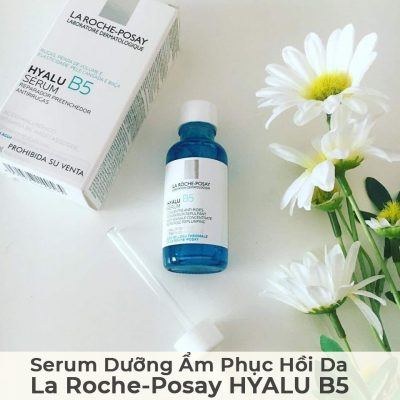 Serum Dưỡng Ẩm Phục Hồi Da La Roche-Posay HYALU B5 30ml-2