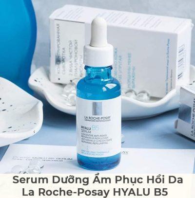 Serum Dưỡng Ẩm Phục Hồi Da La Roche-Posay HYALU B5 30ml-6