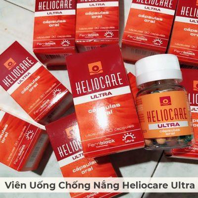 Viên Uống Chống Nắng Heliocare Ultra-2