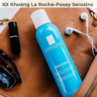 Xịt Khoáng La Roche-Posay Serozinc Giúp Làm Sạch Và Dịu Da 150ml-4