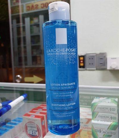 Nước Cân Bằng Dành Cho Da Nhạy Cảm La Roche-Posay Soothing Lotion Sensitive Skin 200ml.