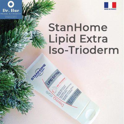 Kem dưỡng làm dịu, giảm ngứa cho da khô, nhạy cảm Stanhome Family Expert lipid extra 200ml