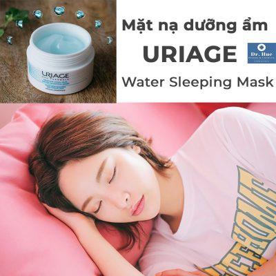 Mặt nạ dưỡng ẩm khi ngủ Uriage Water Sleeping Mask