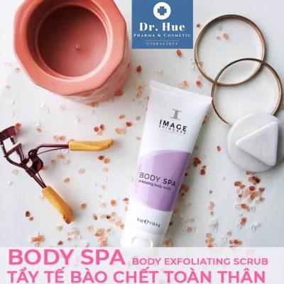 Tẩy Da Chết Toàn Thân Image Skincare Body Spa Exfoliangting Body Crub