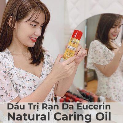 Dầu Trị Rạn Da Eucerin Natural Caring Oil 125ml-3
