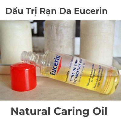 Dầu Trị Rạn Da Eucerin Natural Caring Oil 125ml-4