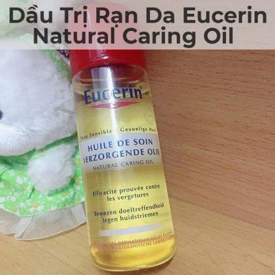 Dầu Trị Rạn Da Eucerin Natural Caring Oil 125ml-6