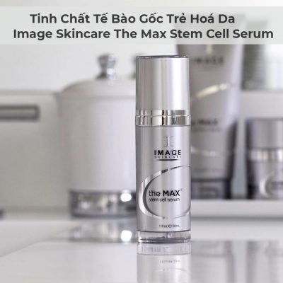 Tinh Chất Tế Bào Gốc Trẻ Hoá Da Image Skincare The Max Stem Cell Serum-7