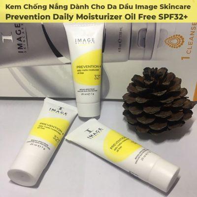 Kem Chống Nắng Dành Cho Da Dầu Image Skincare Prevention Daily Moisturizer Oil Free SPF32-2
