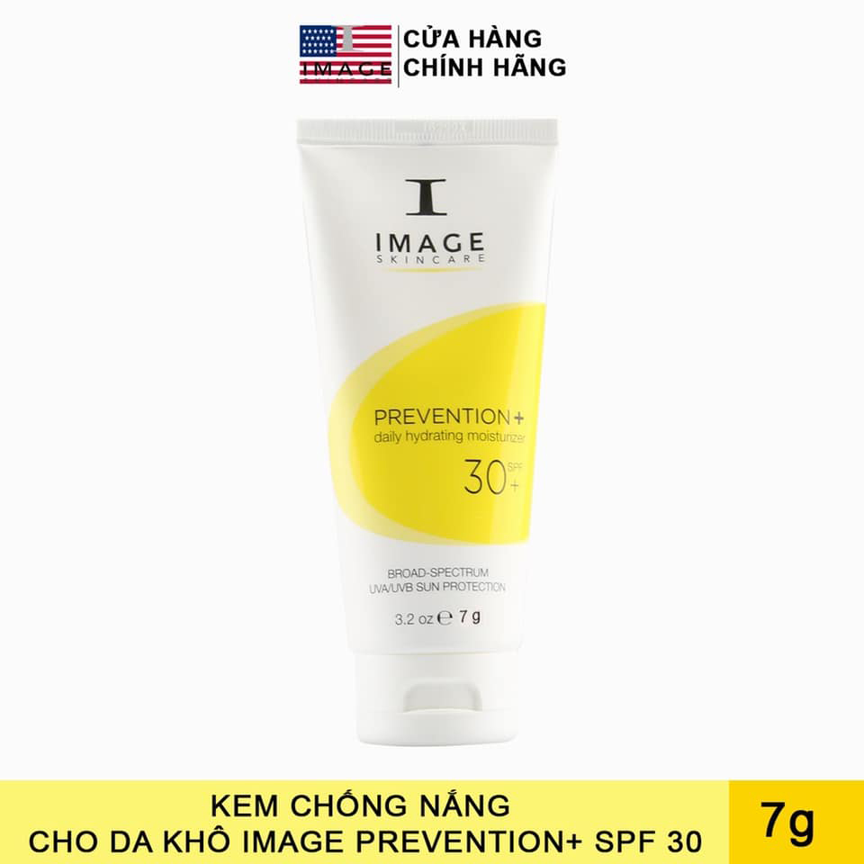 Kem Chống Nắng Dành Cho Da Dầu Image Skincare Prevention Daily Moisturizer Oil Free SPF32-5
