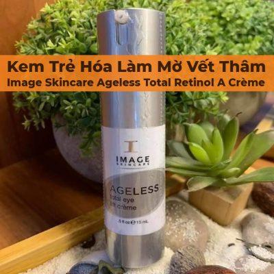 Kem Trẻ Hóa Làm Mờ Vết Thâm Image Skincare Ageless Total Retinol A Crème-1