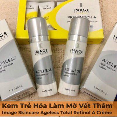 Kem Trẻ Hóa Làm Mờ Vết Thâm Image Skincare Ageless Total Retinol A Crème-10