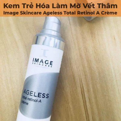 Kem Trẻ Hóa Làm Mờ Vết Thâm Image Skincare Ageless Total Retinol A Crème-15