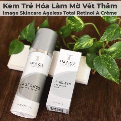 Kem Trẻ Hóa Làm Mờ Vết Thâm Image Skincare Ageless Total Retinol A Crème-19