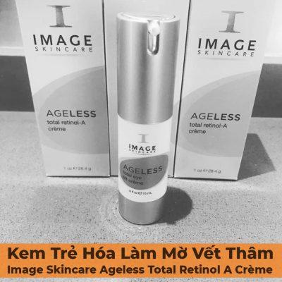 Kem Trẻ Hóa Làm Mờ Vết Thâm Image Skincare Ageless Total Retinol A Crème-2