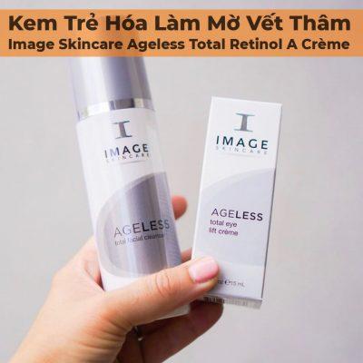 Kem Trẻ Hóa Làm Mờ Vết Thâm Image Skincare Ageless Total Retinol A Crème-4