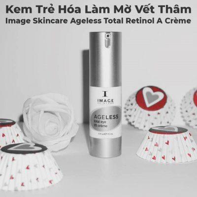 Kem Trẻ Hóa Làm Mờ Vết Thâm Image Skincare Ageless Total Retinol A Crème-5
