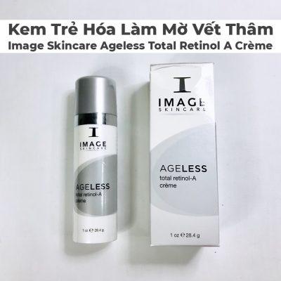Kem Trẻ Hóa Làm Mờ Vết Thâm Image Skincare Ageless Total Retinol A Crème-6