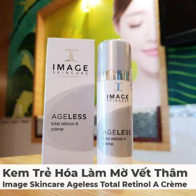 Kem Trẻ Hóa Làm Mờ Vết Thâm Image Skincare Ageless Total Retinol A Crème-9