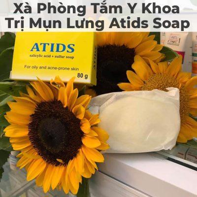 Xà Phòng Tắm Y Khoa Trị Mụn Lưng Atids Soap-3