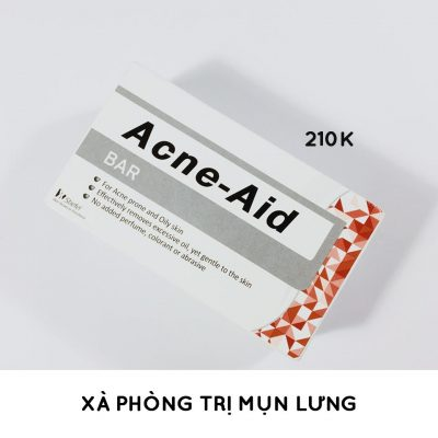 Xà Phòng Tắm Trị Mụn Lưng Acne-Aid Bar-10
