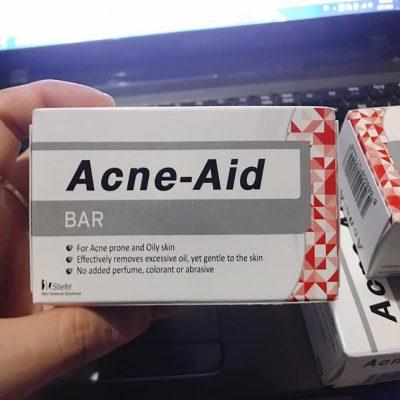 Xà Phòng Tắm Trị Mụn Lưng Acne-Aid Bar-6