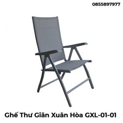 Ghế Thư Giãn Xuân Hòa GXL-01-01-1