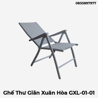 Ghế Thư Giãn Xuân Hòa GXL-01-01-2